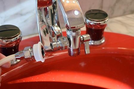Bidet Hose Quick Connect Faucet